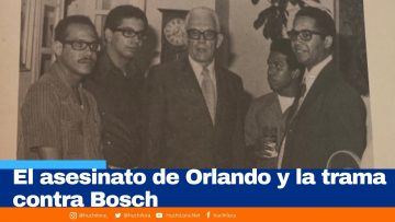 El asesinato de Orlando y la trama contra Bosch