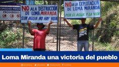 #LaVerdadEnSegundos   Loma Miranda una victoria del pueblo