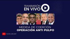 Medida de coerción Operación Antipulpo