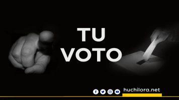 Tu voto | Décima