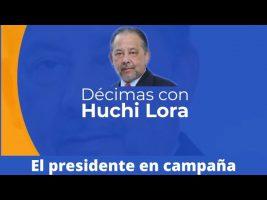 Décima | El presidente en campaña